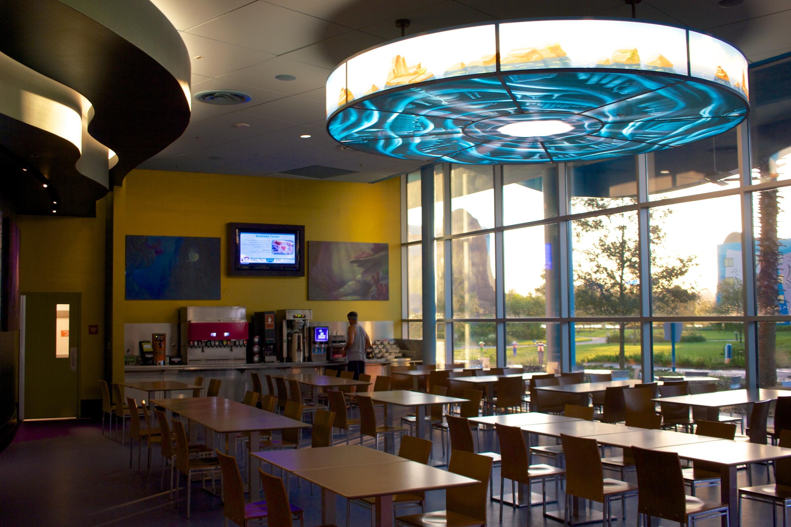 Disney 39 s art of animation resort for Animation cuisine