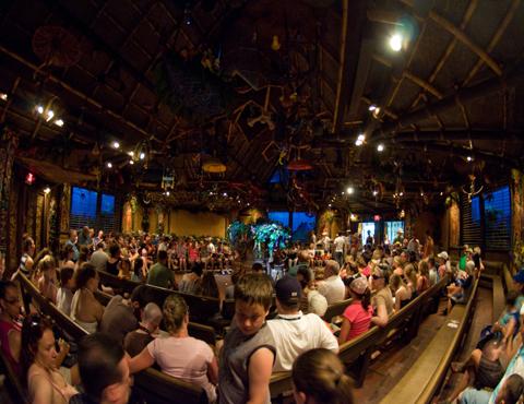 Walt Disney\'s Enchanted Tiki Room | Magic Kingdom