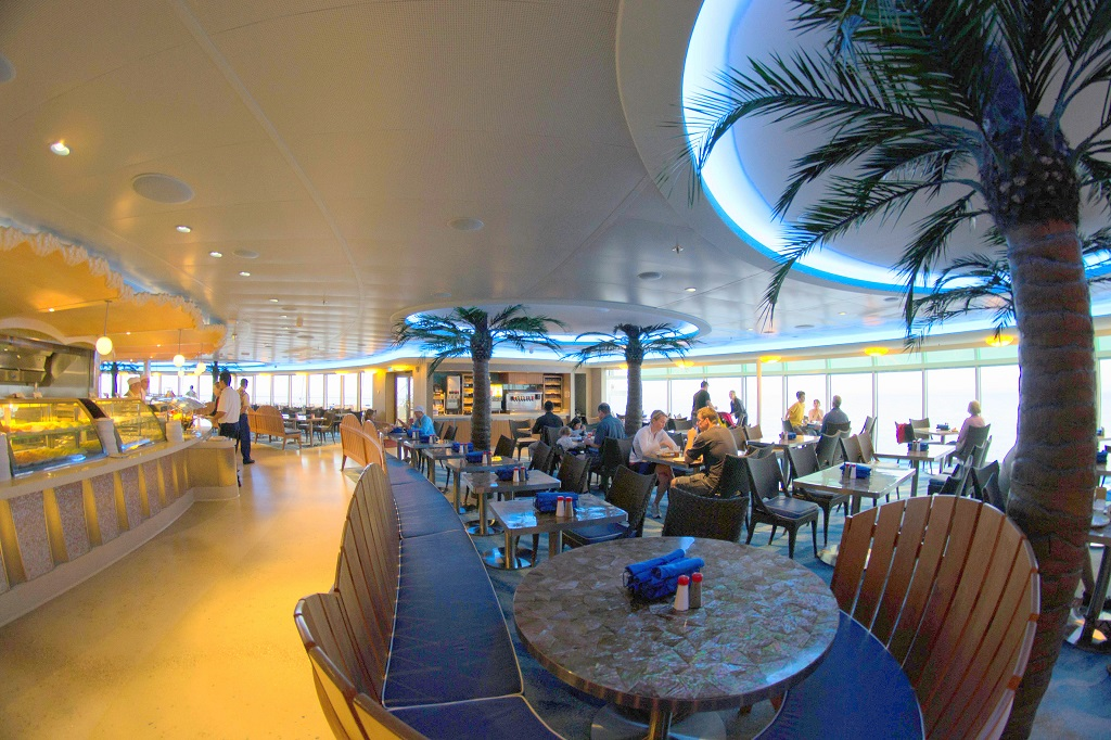 Cabanas On Disney Fantasy