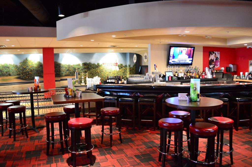 Splitsville Dining Room Disney World