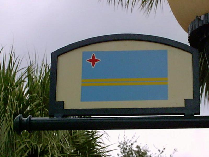 Flagofarubasign