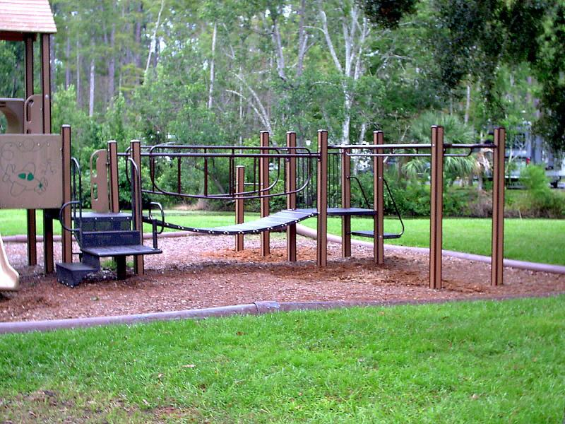 Playground at meadow recreation area 3