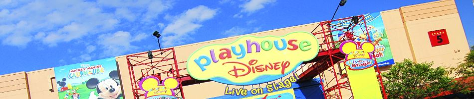 Playhouse Disney - Live on Stage! | Disney's Hollywood Studios